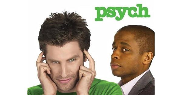 Amazon.com: Psych Season 1: James Roday, Dulé Hill, Timothy Omundson ...