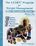 The Learn Program for Weight Management - Meal Replacement Edition Module Two (2)