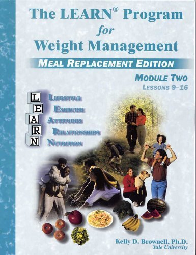Price comparison product image The Learn Program for Weight Management - Meal Replacement Edition Module Two (2)