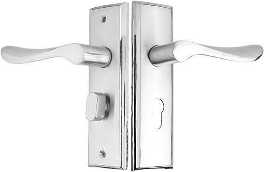 Palancas de Puerta Interiores, Aleación de Aluminio Cerradura de ...