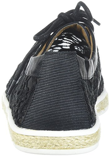 Tessuto Sneaker Nero Da Donna