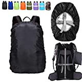 ZM-SPORTS 15-90L Upgraded Waterproof Backpack Rain...