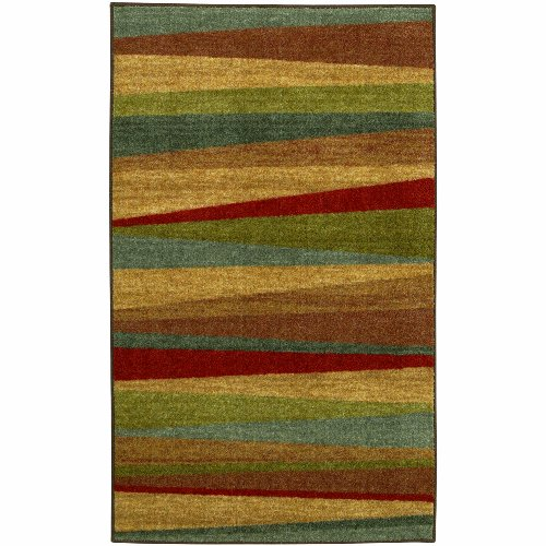 Mohawk Carpet (Mohawk Home New Wave Mayan Sunset Printed Rug,  2'6x3'10,  Sierra)