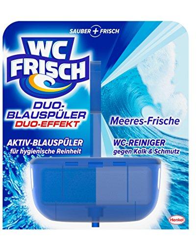 WC Frisch Duo-Blauspüler Meeresfrische Orginial, 6er Pack (6 x 1 Stück)