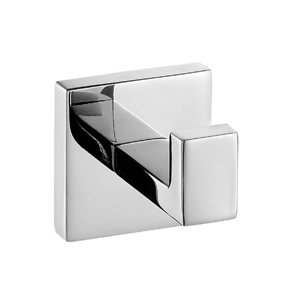 Robe Hook APL-8009A Coat Hook SUS304 Stainless Steel Bathroom Accessories, Polished Chrome