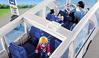 PLAYMOBIL City Life Autobús Escolar, A partir de 4 Años (5106): Amazon.es: Juguetes y juegos