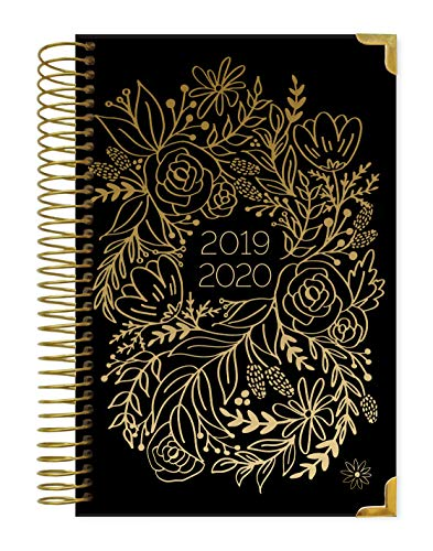 bloom daily planners 2019-2020 HARDCOVER Academic Year Day Planner - Passion/Goal Organizer - Monthly & Weekly Dated Calendar Agenda Book - (August 2019 - July 2020) - 6