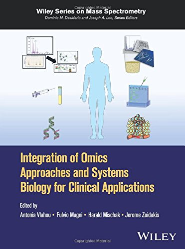 Integration of Omics Approaches and Systems Biology for Clinical Applications (Wiley Series on Mass Spectrometry)-cover