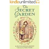 The Secret Garden Complete Text: The 100th Anniversary Edition with Tasha Tudor Art