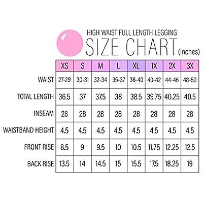 Yogalicious High Waist Ultra Soft Lightweight Leggings - High Rise Yoga Pants at Women's Clothing store