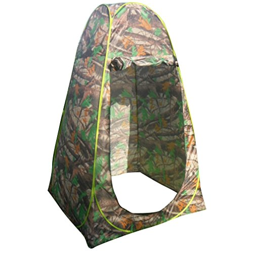Magarrow Pop Up Changing Room Portable Beach Tent (Camo)