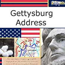 Gettysburg Address Lecture by Abraham Lincoln Narrated by Deaver Brown