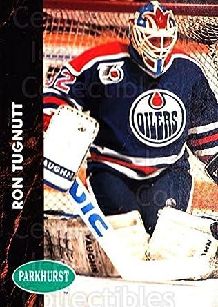 Amazon.com  (CI) Ron Tugnutt Hockey Card 1991-92 Parkhurst (base ... f107cd6d9