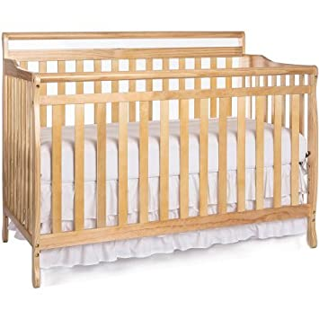 Amazon Com 5 In 1 Convertible Crib Multiple Finishes Home