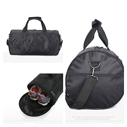 Men For Women Luggage Duffle Travel Golden Gym amp; Foldable Yogo s Bags resistant Bag Sports Water Lightweight Adanina 0B8pv