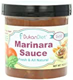 Dukan Diet Marinara Sauce, 19.8 Ounce