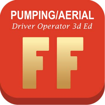 Flash Fire, Pumping & Aerial Apparatus Driver Operator