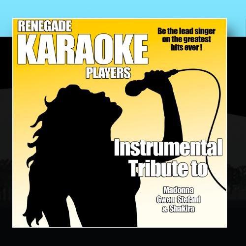 Madonna Karaoke - Instrumental Tribute to Madonna, Gwen Stefani and Shakira