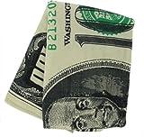 "USA Beach Towel 30""x60"" 100% Cotton (New $100 Bill)"