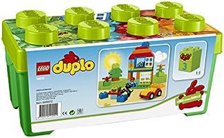 LEGO DUPLO Creative Play - Uniwersalny zestaw klocków 10572 [KLOCKI]: LEGO: Amazon.es: Juguetes y juegos