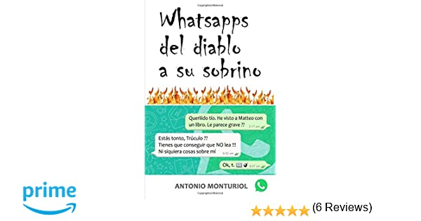 Whatsapps del Diablo a su sobrino: Amazon.es: Antonio ...