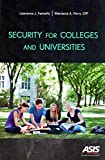 Security for Colleges and Universities, Perry, Marianna A., 1934904570