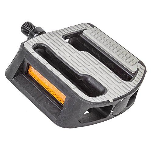 Cruiser Pedal - Sunlite Barefoot Cruiser MX Pedals, 1/2