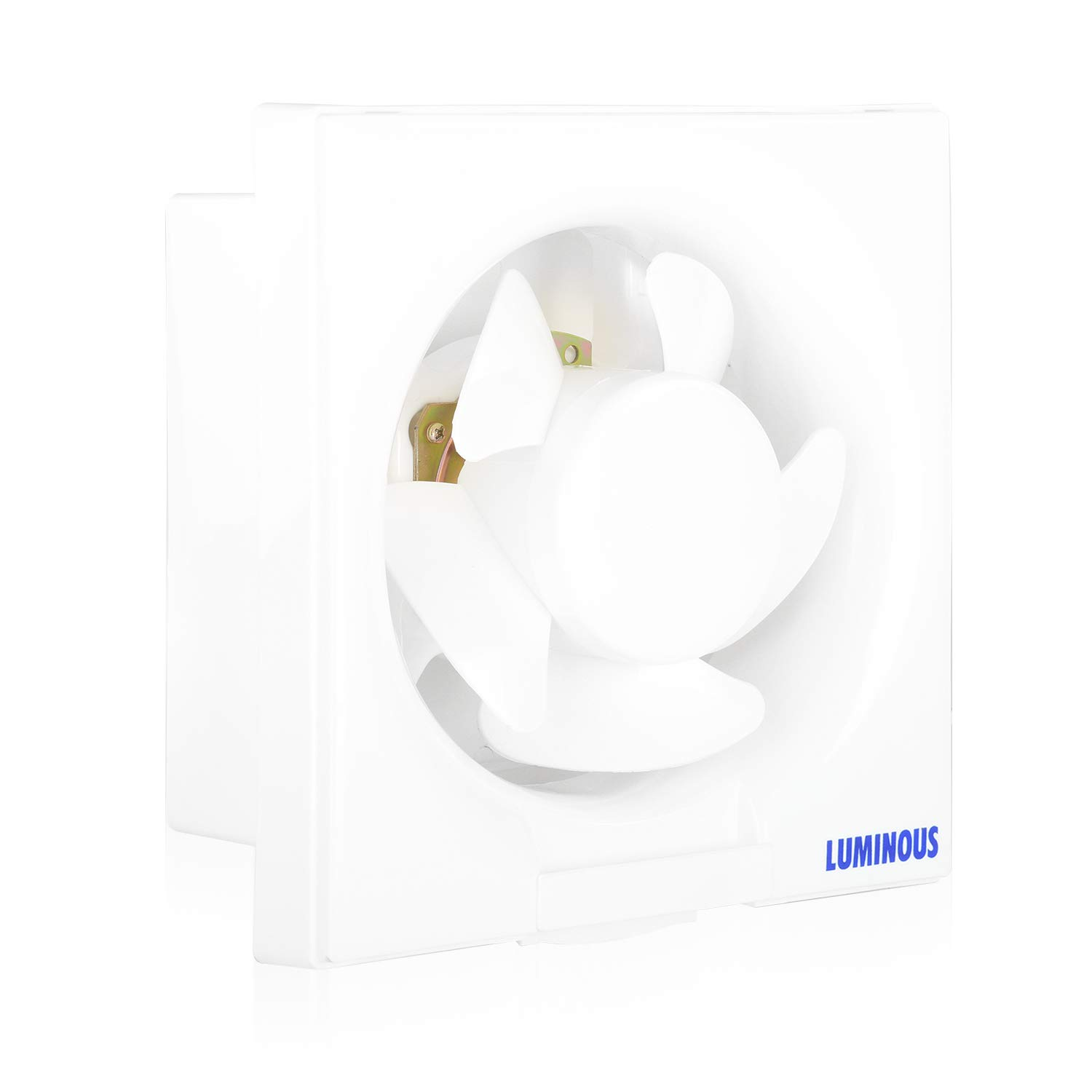 Luminous Vento Deluxe 6 Inch (150 mm) Blade Size Exhaust Fan for Kitchen, Bathroom, and Office (White)