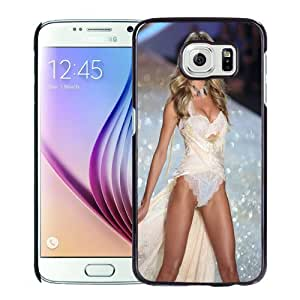 New Personalized Custom Designed For Samsung Galaxy S6 Phone Case For Candice Swanepoel At Victorias Secret 2013 Fashion Show Phone Case Cover