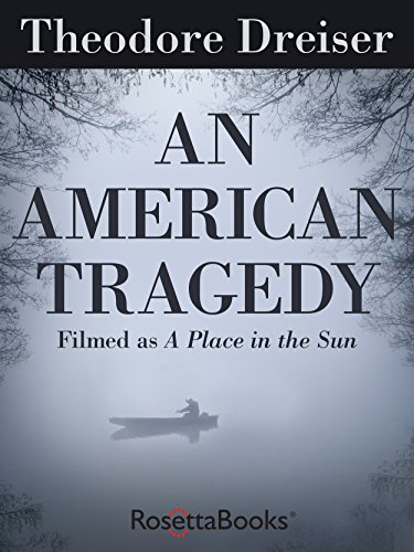 An American Tragedy Book