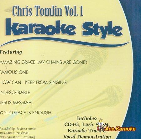 Daywind Karaoke - Daywind Karaoke Style: Chris Tomlin Vol. 1