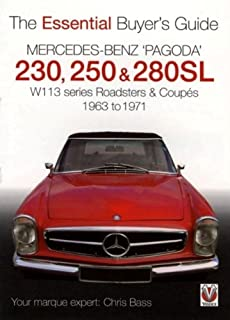 Mercedes benz 230 250 and 280 1968 1972 6 cylinder sohc sedan mercedes benz pagoda 230 250 280sl the essential buyers guide fandeluxe Gallery