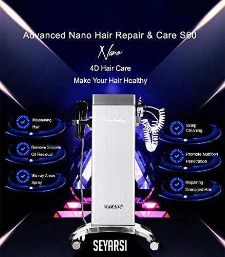 SEYARSI New innovation nano hair care machine, high effeciently hair repair machine, hair steamer, scalp care machine by SEYARSI (Image #6)