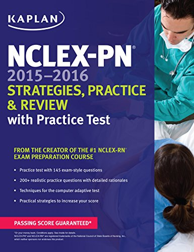 NCLEX-PN 2015-2016 Strategies, Practice, and Review with Practice Test (Kaplan Nclex-Pn - Runners World Reviews