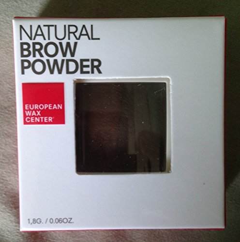 Natural Brow Powder   Milan  0 06Oz   1 8G  By European Wax Center