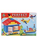 Toyztrend Perfect Building Blocks For Kids - 130 Pieces