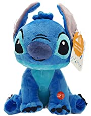 Disney Stitch - knuffel van 28 cm met geluid