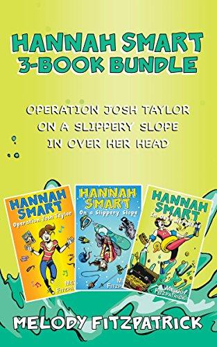 book cover of Hannah Smart 3-Book Bundle