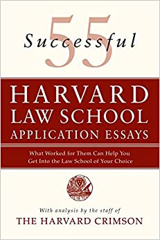 Essay that worked for law schools