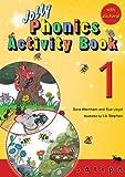 Jolly Phonics Activity Book 1: s,a,t,i,p,n