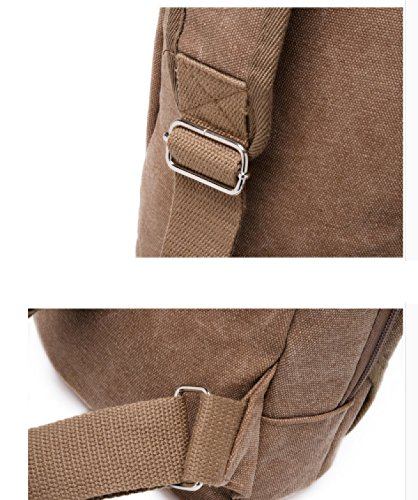 Sportsman Small Chest Messenger Laidaye Casual Bag Shoulder Men Canvas A 5 Riding H0vqyvU7da