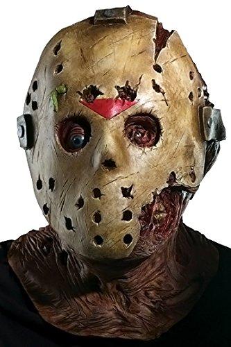 Máscara de Jason la película Viernes 13 para adulto
