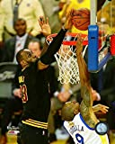 Lebron James Cleveland Cavaliers 2016 NBA Finals Game 7 Photo