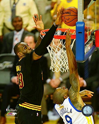 Lebron James Cleveland Cavaliers 2016 NBA Finals Game 7 Photo (Size: 11