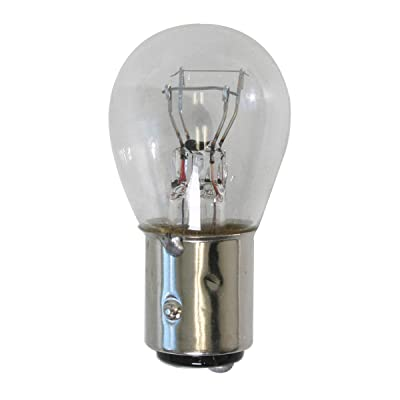 Grand General 80306 Light Bulb (1157 Clear Glass), 1 Pack: Automotive