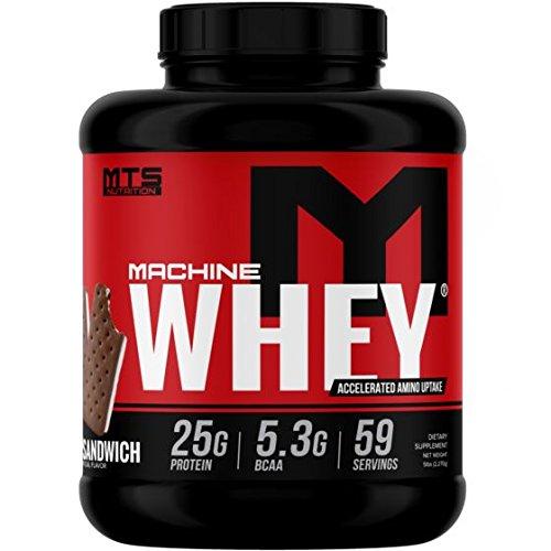 How to buy the best machine whey protein ice cream sandwich?
