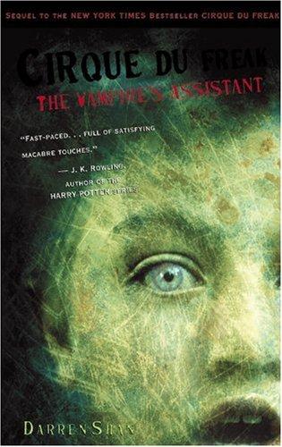"""The Vampire's Assistant - 2 (Cirque Du Freak"" av Darren Shan"