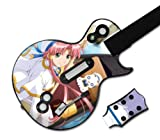 MusicSkins MS-RSNZ10026 Guitar Hero Les Paul- Xbox 360 & PS3- Right Stuf-Nozomi- ARIA: The ORIGINATION Skin