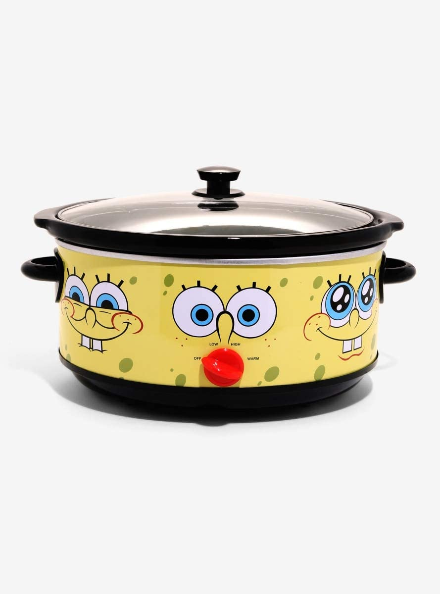 SpongeBob SquarePants 7 Quart Slow Cooker