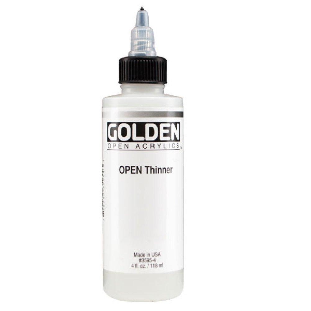 Golden Open Acrylic Thinner 4oz